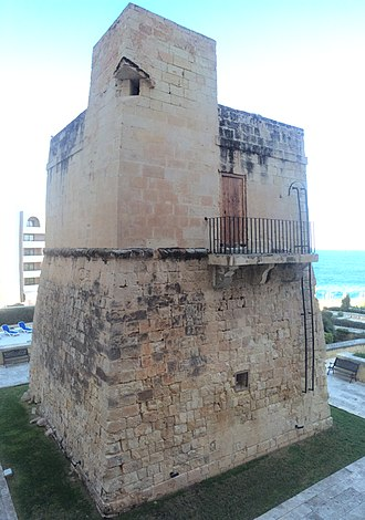 Saint George's Tower - View of the tower