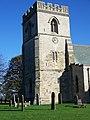 St Hilda's Church Tower, Sherburn - geograph.org.uk - 682312.jpg