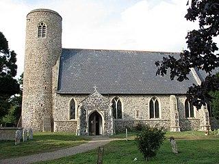 Lound, Suffolk village and civil parish in the district of Waveney, in Suffolk