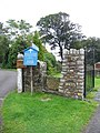 St Lythan, St Lythans, Glamorgan, Wales - Notice board - geograph.org.uk - 544598.jpg