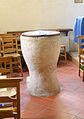 St Marys Church, Radnage, Bucks, England Font.jpg