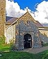 St Michael, Sutton, Norfolk - Porch - geograph.org.uk - 321613.jpg