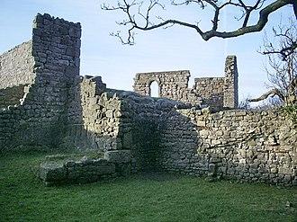 Heysham - Image: St Patrick's Chapel, Heysham
