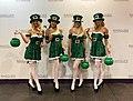 St Patrick's Day models (26986463248).jpg