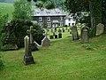 St Peter's Parish Church, Sawrey, Graveyard - geograph.org.uk - 822512.jpg