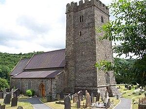 Llandysul - St Tysul's Church