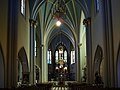 St Vincent de Paul Church (interior), 19 sw. Flipa street, Kleparz, Krakow, Poland.jpg