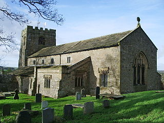 St Wilfrids Church, Melling Church in Lancashire, England