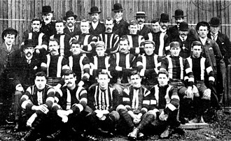 St Kilda Football Club - 1903 St Kilda team