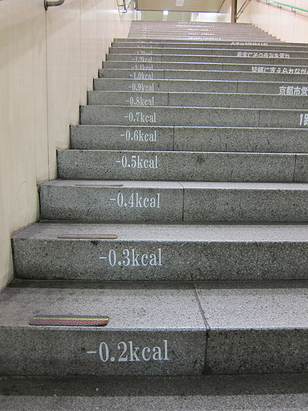 File:Stairs at a train station in Kyoto 2012.jpg