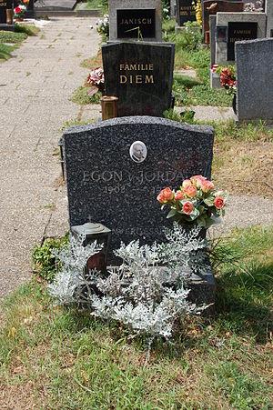 Egon von Jordan