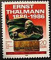 Stamp DDR Ernst Thälmann.jpg