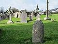 Standing Stone ^ High Crosses - geograph.org.uk - 2155301.jpg