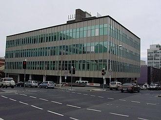 State Library of Tasmania - The Libraries Tasmania headquarters in Hobart