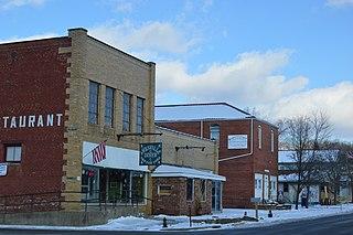 Amesville, Ohio Village in Ohio, United States