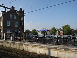 Station Bodegraven op 24 september 2011
