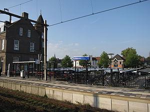 Bodegraven railway station - Image: Station Bodegraven