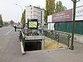 Station métro Maisons-Alfort-Stade - IMG 3653.jpg