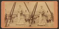 Statue for Antietam Monument, at Rhode Island Granite Works, (front view), Westerly, from Robert N. Dennis collection of stereoscopic views 2.png
