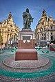 Statue of David Teniers on Teniersplaats in Antwerp.jpg