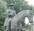 Statue of bishop Francis Asbury (Wilmore, Kentucky).jpg