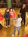 Steglitz - Aufregung im Schloss-Center (Excitement in the Schloss Centre) - geo.hlipp.de - 34660.jpg