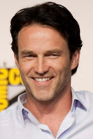 Stephen Moyer - Moyer at ComicCon, 25 July 2009