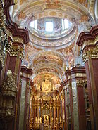 Stift Melk church dsc01494