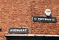 Stockport Street Name Signs - geograph.org.uk - 1405455.jpg
