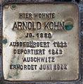 Stolperstein ABG - Baderei 10 - Kohn, Arnold.jpg