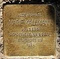 Stolperstein An der Rehwiese 12 (Nikol) Marie Kallmann.jpg