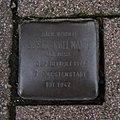 Stolperstein Dahn Marktstraße 20 Josef Kullmann.jpg