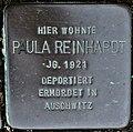 Stolperstein Göppingen-St. Gotthardt, Paula Reinhardt.jpg