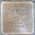 Stolperstein Hans Nomburg by 2eight 3SC1459.jpg