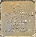 Stolperstein für Emma Mazaltov Seppilli (Rom).jpg
