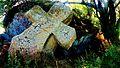 Stone Cross (Krastati kamen) Vetren Kuystendil Bulgaria.jpg