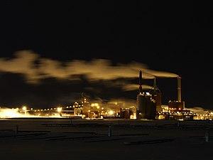 OMX Helsinki 25 - Stora Enso paper mill in Oulu.