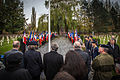 Strasbourg nécropole nationale de Cronenbourg cérémonie 1er novembre 2013 44.jpg