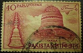 Stupa in Taxila Pakistan
