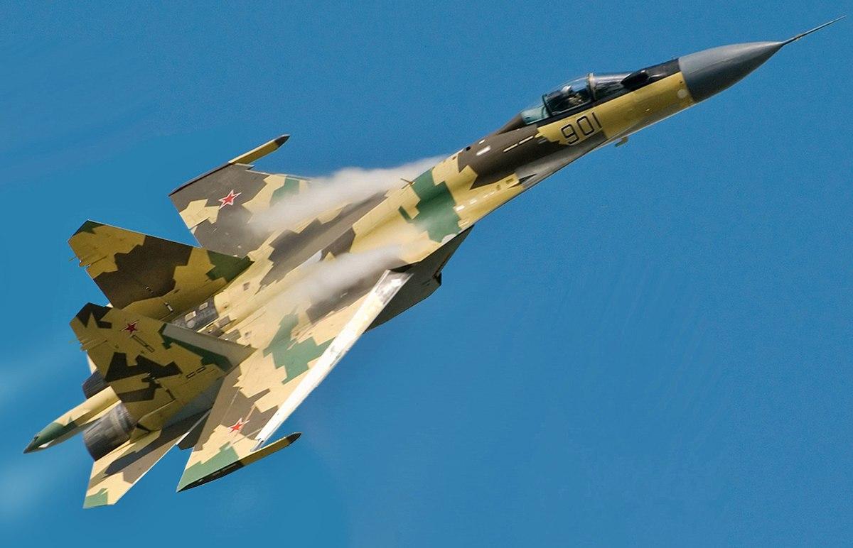 Sukhoi Su-35 - Wikipedia  Sukhoi Su-35 - ...