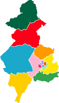 Subdivisions of Shenyang-China.png