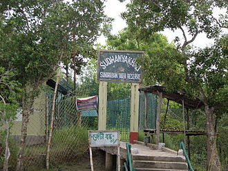 Sundarbans National Park - Closed Jetty of Sundhanyakhali