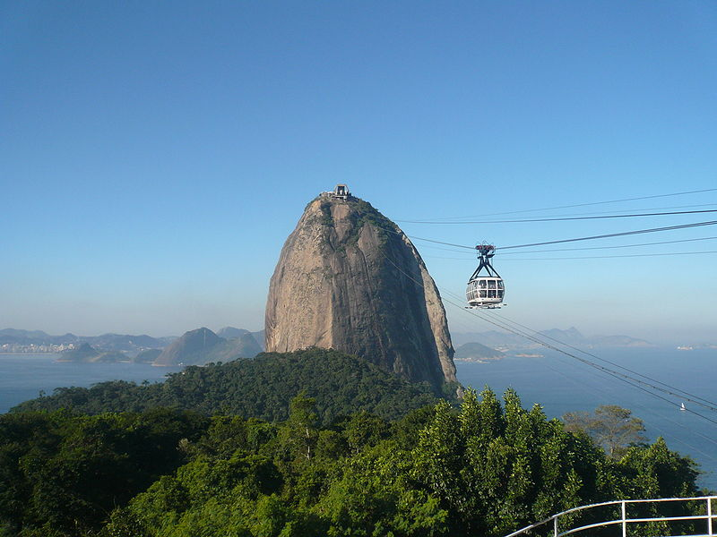 ride: in a Cable Car