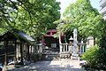Sumiyoshi Jinja Shrine Ogaki, Gifu 20160618.jpg
