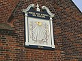 Sun Dial - Moot Hall - geograph.org.uk - 463011.jpg