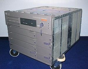 Sun Enterprise - Sun Enterprise 4500 Server