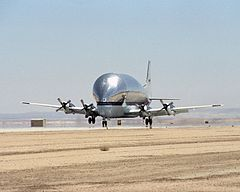 Aero Spacelines Super Guppy