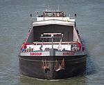 Surcouf, ENI 02319269 on the Rhine river near the locks of Marckolsheim, photo 3.JPG