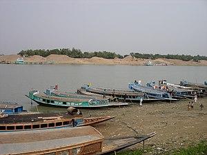 Surma River - Image: Surma river