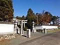 Susanoo Jinja, at Asōda-chō, Toyokawa, Aichi (2018-11-25) 02.jpg